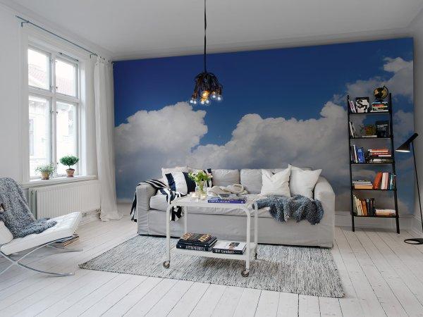 Wall Mural R11161 Happy Cloud image 1 by Rebel Walls