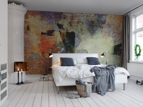 Wall Mural R11171 Dusky Pigment image 1 by Rebel Walls