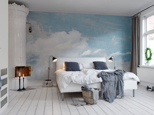 Wall Mural R11451 Cloud Puff image 1 by Rebel Walls