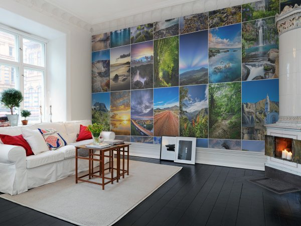 Wall Mural R11491 Scenery image 1 by Rebel Walls
