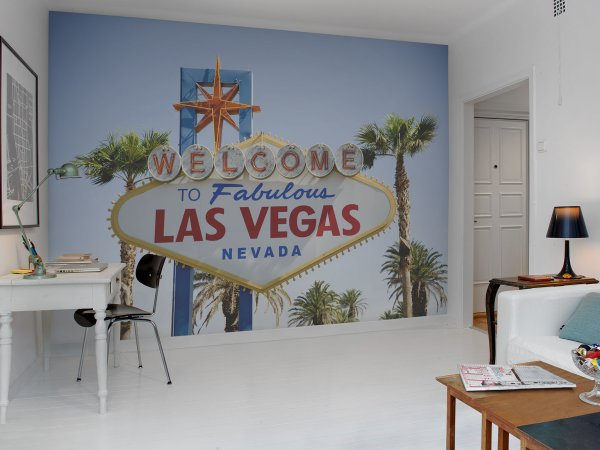 Wall Mural R12341 Las Vegas image 1 by Rebel Walls
