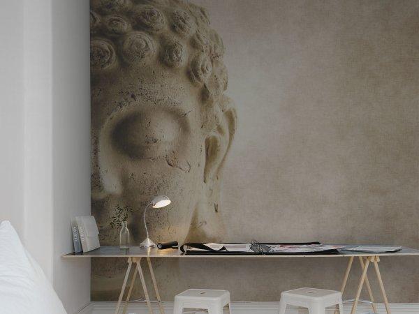 Tapete R12501 Buddha Bild 1 von Rebel Walls