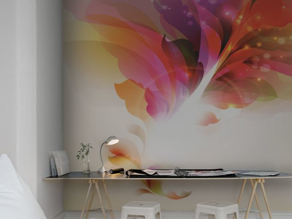 Wall Mural R12601 Lush image 1 by Rebel Walls
