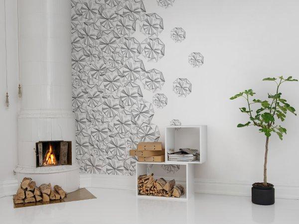 Tapete R13201 Florigami Bild 1 von Rebel Walls