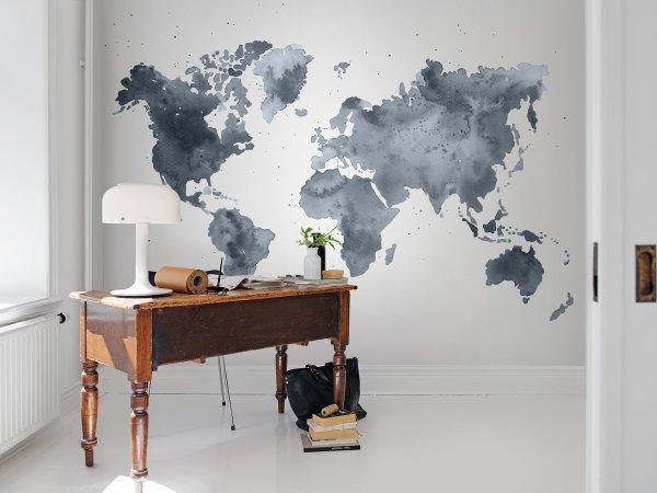 Tapete R13432 Dusky World Bild 1 von Rebel Walls