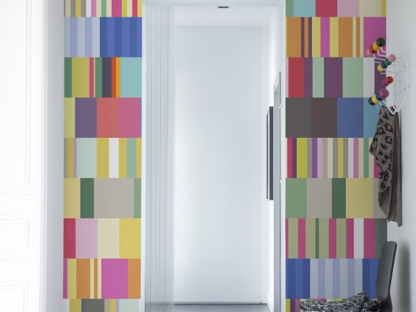 Wall Mural R13471 Striped Stripe image 1 by Rebel Walls