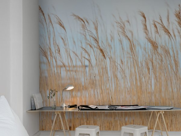 Tapete R13601 Swaying Wheat Bild 1 von Rebel Walls