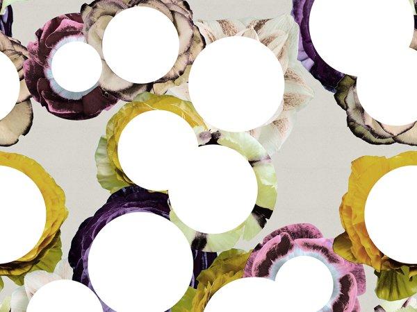 Tapete R13102 Flower Dot, Vintage Bild 1 von Rebel Walls