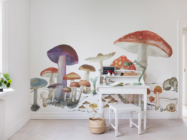 Wall Mural R14481 Woods of Wonder image 1 by Rebel Walls