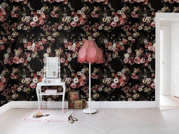 Wall Mural R14541 Briar Roses image 1 by Rebel Walls