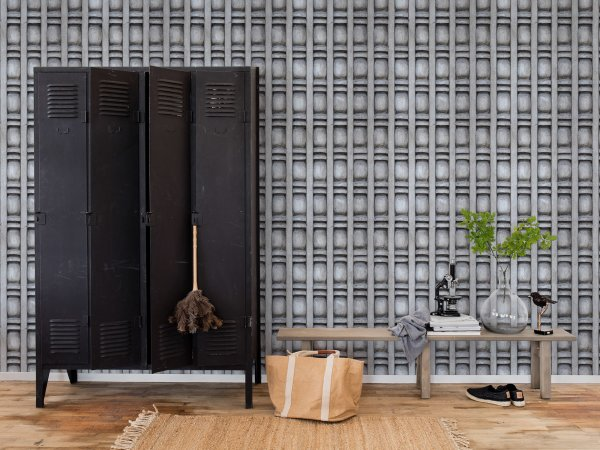 Wall Mural R14761 Concrete pillar image 1 by Rebel Walls
