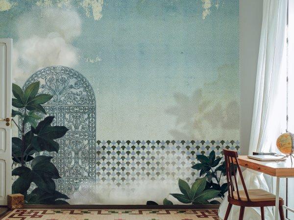 Wall Mural M2612-1 Tres Tintas FERRAEM image 1 by Rebel Walls