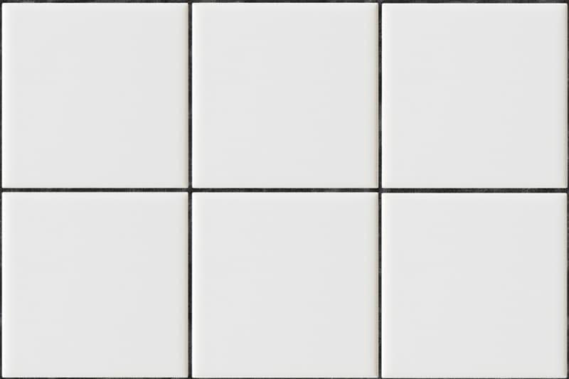 White Square Tile Tile Design Ideas