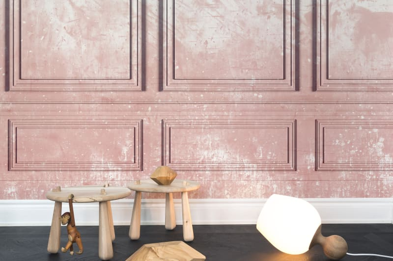 Patinated Panels | R15381 | Rebel Walls US