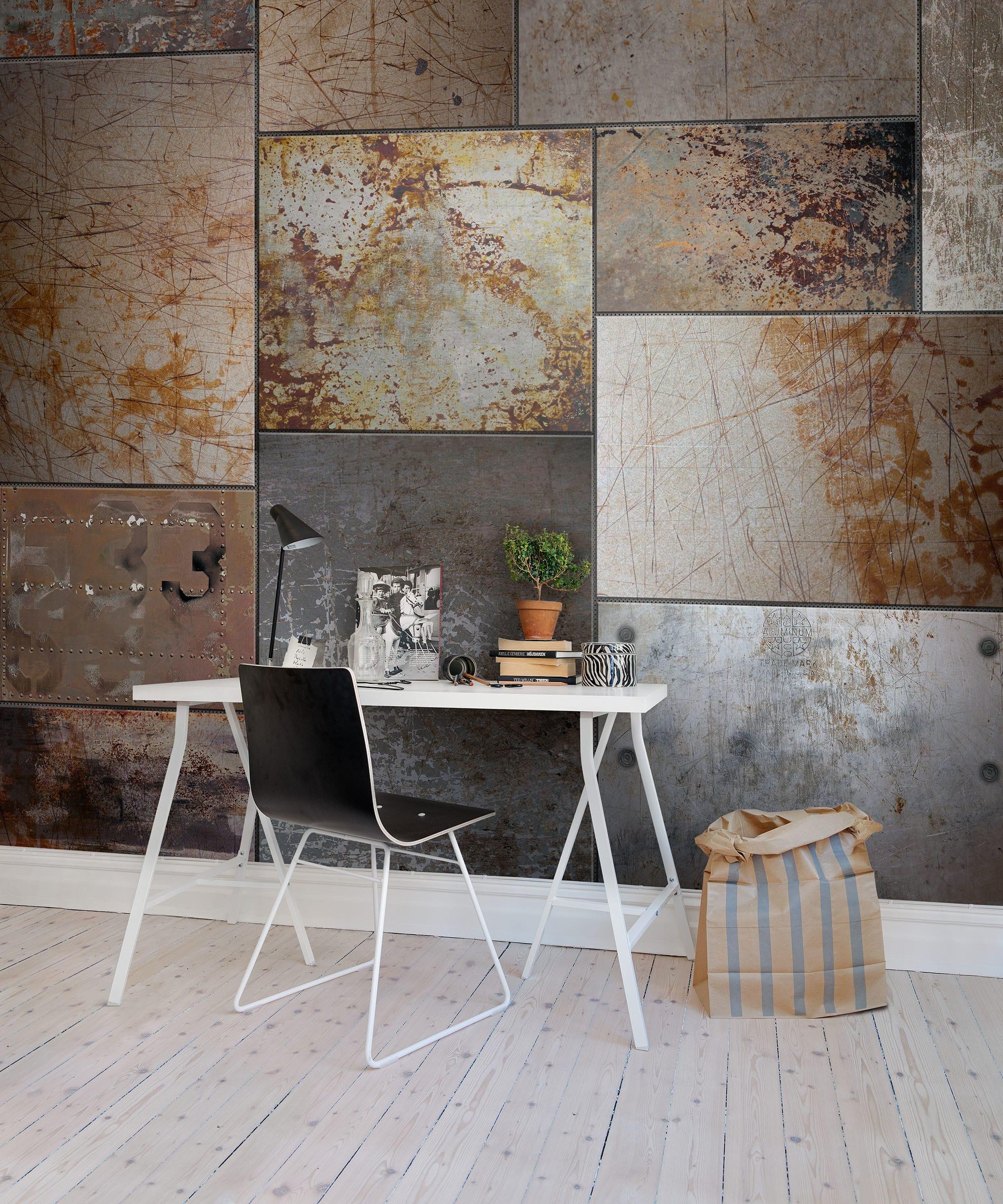 Rebel Walls skapar rätta bakgrundsscenografin till hemmet
