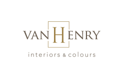 Vanina Henry interiors & coulours logo