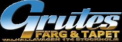 Grutes Färg & Tapet i Stockholm AB logo