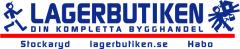 Lagerbutiken logo