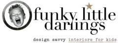 Funky Little Darlings logo