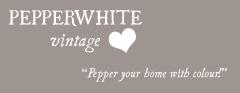 Pepperwhite Vintage logo