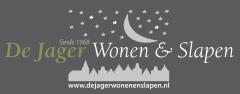 De Jager Wonen en Slapen logo