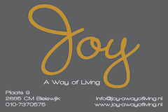 Joy a way of living logo