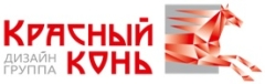 Красный Конь logo