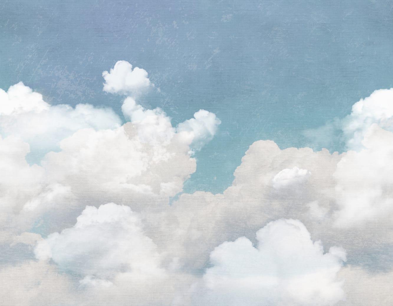 Cuddle Clouds R14011 Rebel Walls Uk