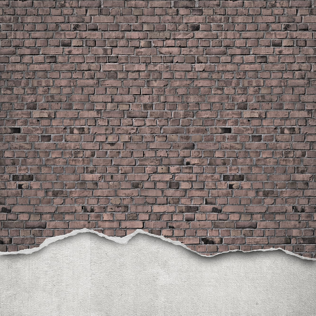 Well worn brick wall old style r12223 rebel walls en gb for Brick types and styles