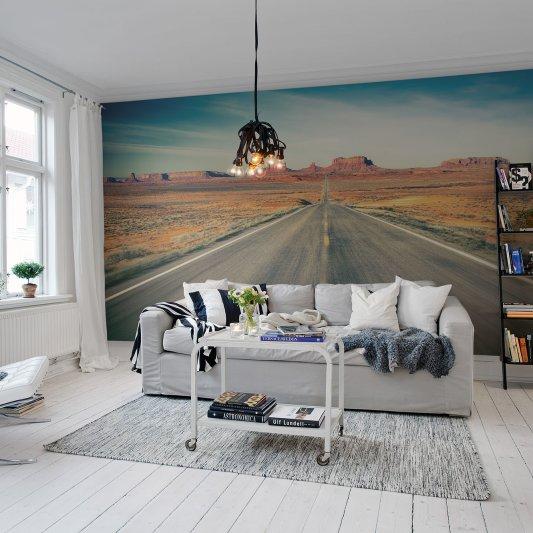 Tapete R10421 Highway Bild 1 von Rebel Walls