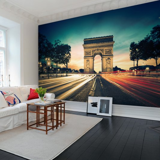 Wall Mural R10691 Arc de Triomphe image 1 by Rebel Walls