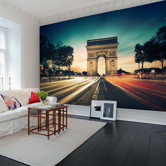 Tapete R10691 Arc de Triomphe Bild 1 von Rebel Walls