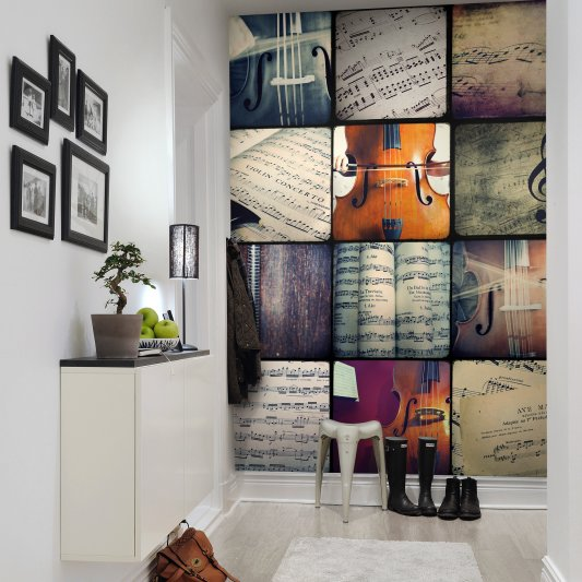 Wall Mural R10831 Classical image 1 by Rebel Walls