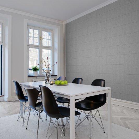 Tapete R10991 Concrete Slabs Bild 1 von Rebel Walls