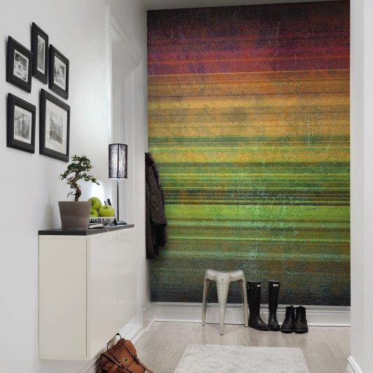 Tapete R11091 Striped Curtain Bild 1 von Rebel Walls