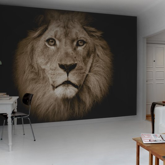 Wall Mural R11101 Lion image 1 by Rebel Walls