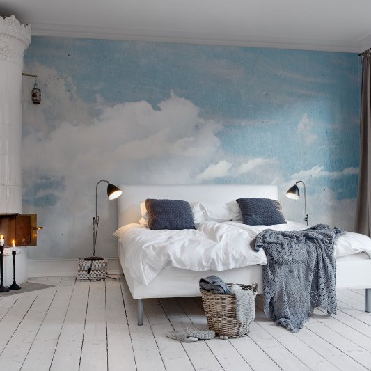 Tapete R11451 Cloud Puff Bild 1 von Rebel Walls