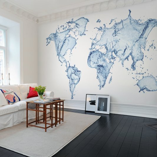 Wall Mural R11721 Water World image 1 by Rebel Walls