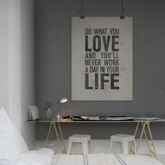 Wall Mural R12401 Poster, Concrete image 1 by Rebel Walls