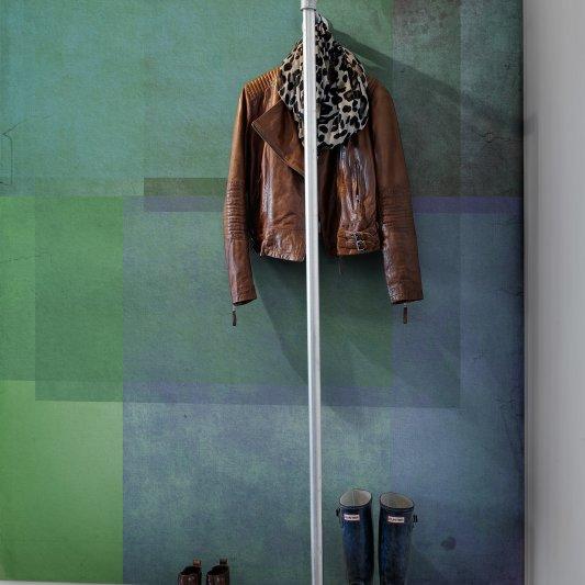 Tapete R12291 Screen, emerald Bild 1 von Rebel Walls