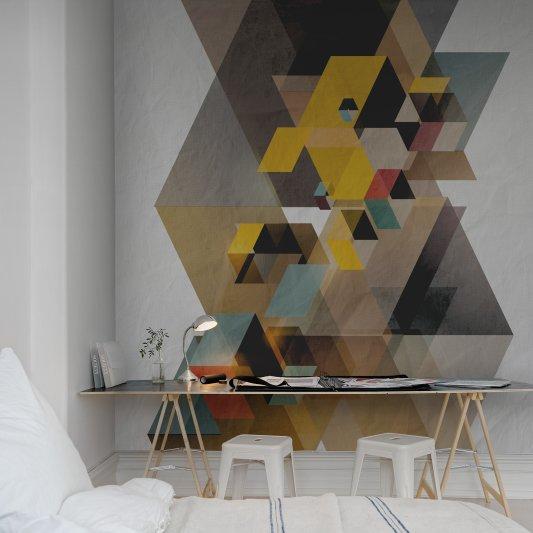 Tapete R12311 Fractal Bild 1 von Rebel Walls