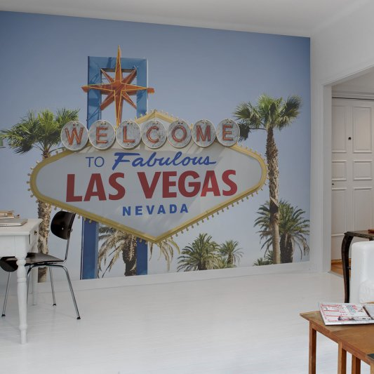Wall Mural R12341 Las Vegas image 1 by Rebel Walls