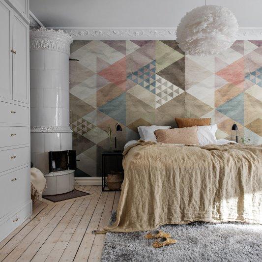 Wall Mural R12522 Quadrangle image 1 by Rebel Walls