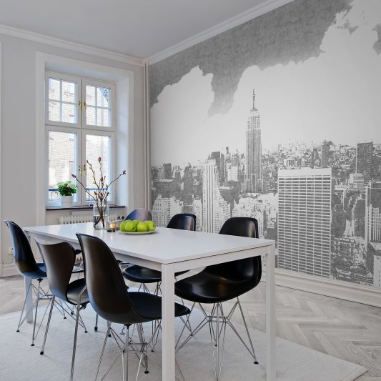 Wall Mural R12661 Concrete New York image 1 by Rebel Walls