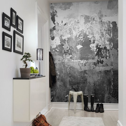 Tapete R12771 Charcoal Bild 1 von Rebel Walls
