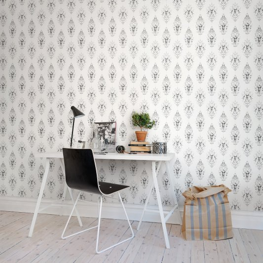 Wall Mural R50102 Animal Symmetry image 1 by Rebel Walls