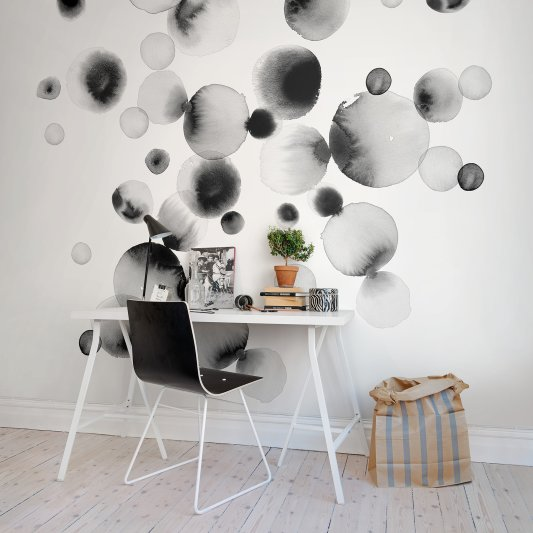 Wall Mural R50304 Celestial Ink image 1 by Rebel Walls