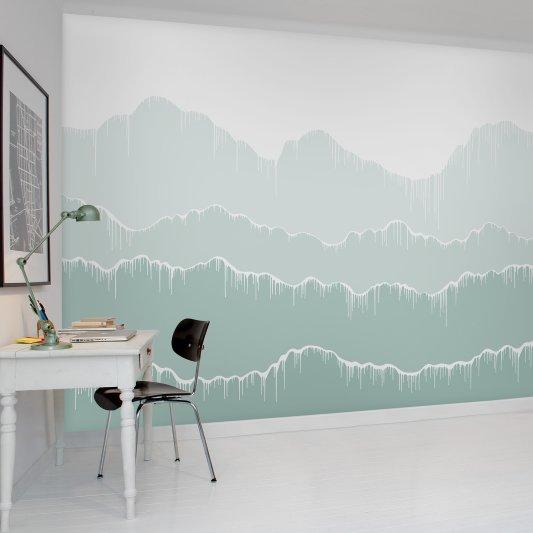 Wall Mural R13333 Elevation, gradient image 1 by Rebel Walls