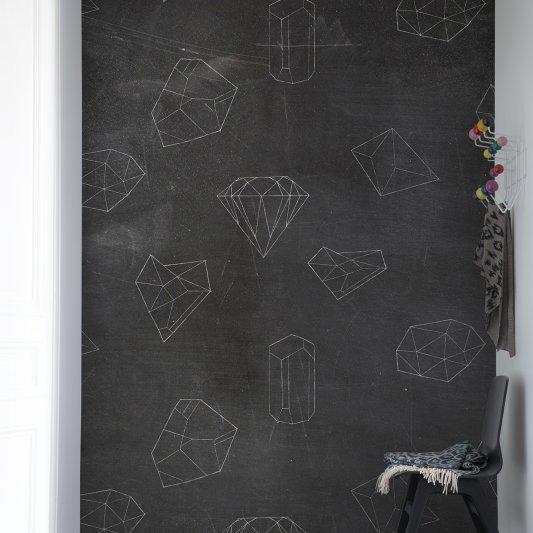 Tapete R13341 Chalkboard Bild 1 von Rebel Walls