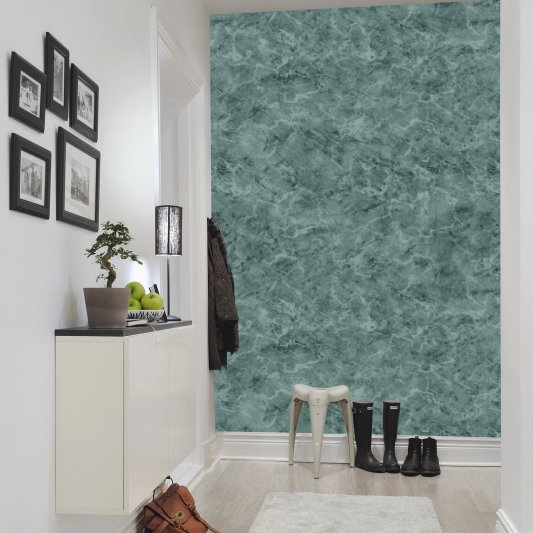 Wall Mural R13373 Marble, green image 1 by Rebel Walls